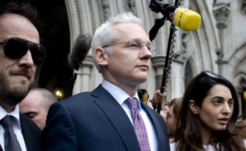 El relator especial de Naciones Unidas sobre el derecho a la privacidad habló  la intención del gobierno del Ecuador de entregar al de EU las pertenencias de Assange (Foto: Notimex)