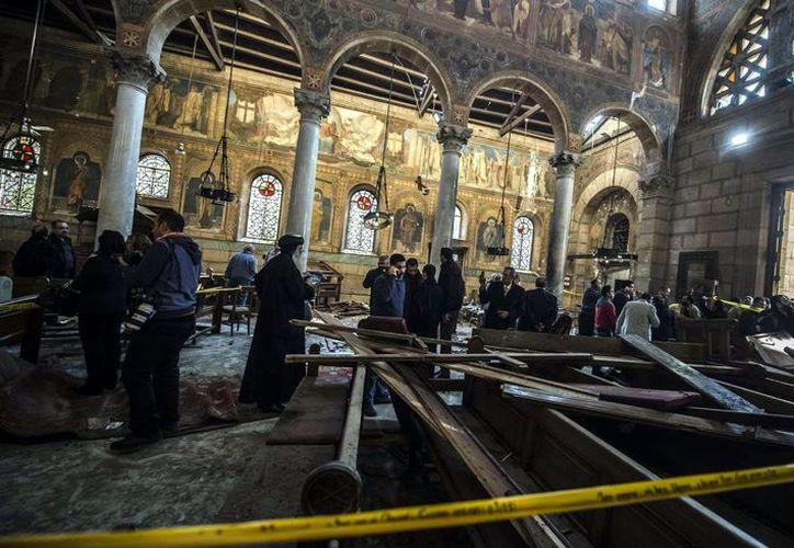 Las iglesias coptas son objetivo de atentados islamistas. (Losandes.com)