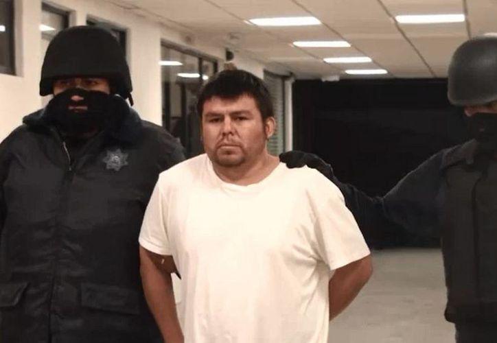 Este lunes se cumplen 4 meses de la desaparición de 43 normalistas de Ayotzinapa en Iguala. Solo uno ya fue identificado. En la foto, Felipe Rodríguez Salgado, 'El Cepillo', presunto implicado en la masacre. (info7.mx)