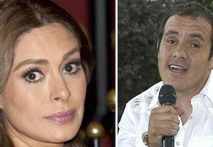 El ex futbolista, Cuauhtémoc Blanco fue novio de la conductora de televisión, Galilea Montijo. (Contexto/Internet)