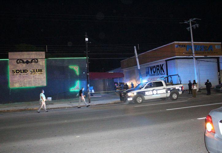 El negocio se ubica en la avenida José López Portillo. (Redacción)