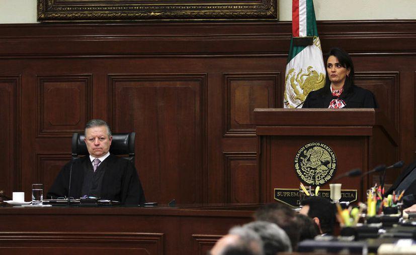 La SCJN validó el requisito de saber leer y escribir para tener un puesto público menor en Veracruz. (Foto de archivo: Notimex)