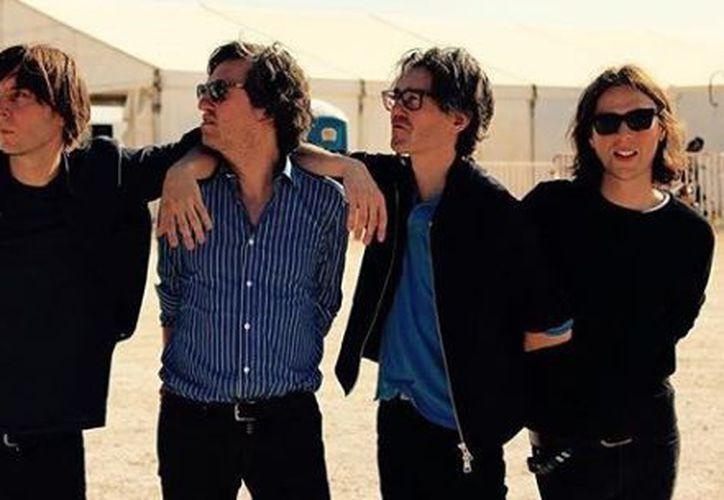 Phoenix es una banda originaria de Versalles. (Instagram)