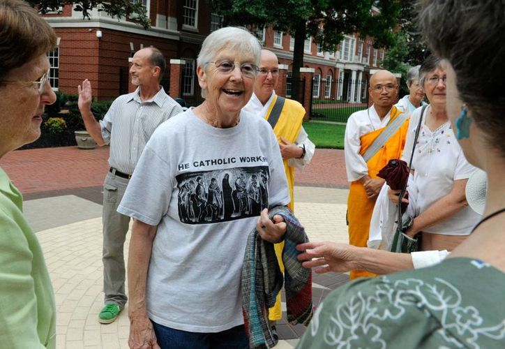 Un juez federal ha rechazado pedidos de clemencia para la hermana Megan Rice. (Agencias)