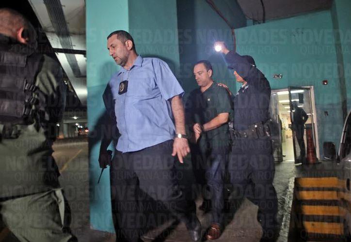 Una vez que Roberto Borge Angulo llegue a México el equipo de fiscales del estado estarán al pendiente del caso. (Redacción/SIPSE)
