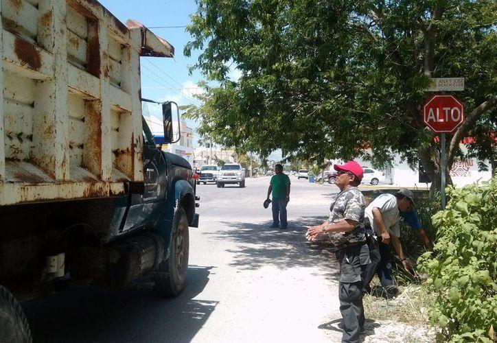 Dictan plan de saneaminento ambiental en el noveno municipio. (Rossy López/SIPSE)