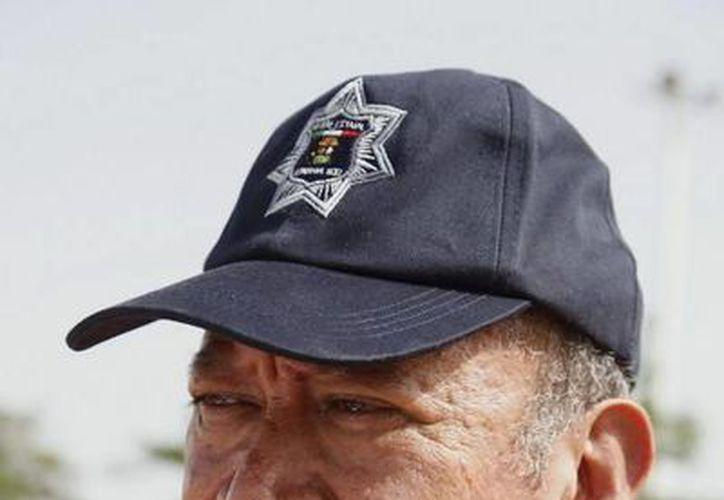 El subsecretario de la SESP, Teniente Coronel Julián Juventino Toscano Mendoza. (Redacción/SIPSE)