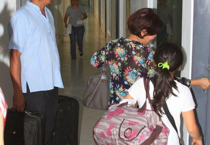 Los hoteles del sur de Quintana Roo se dicen listos para la temporada alta de invierno. (Ángel Castilla/SIPSE)