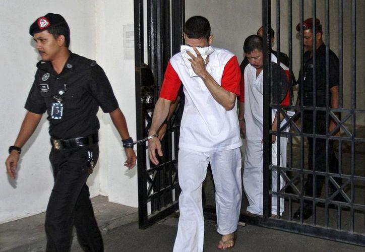 Las autoridades desean que se cambie el cargo de narcotráfico al de narcóticos. (EFE)
