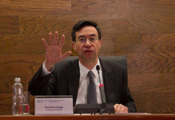 Gerardo Laveaga dijo no querer entrar en una confrontación. (Notimex)
