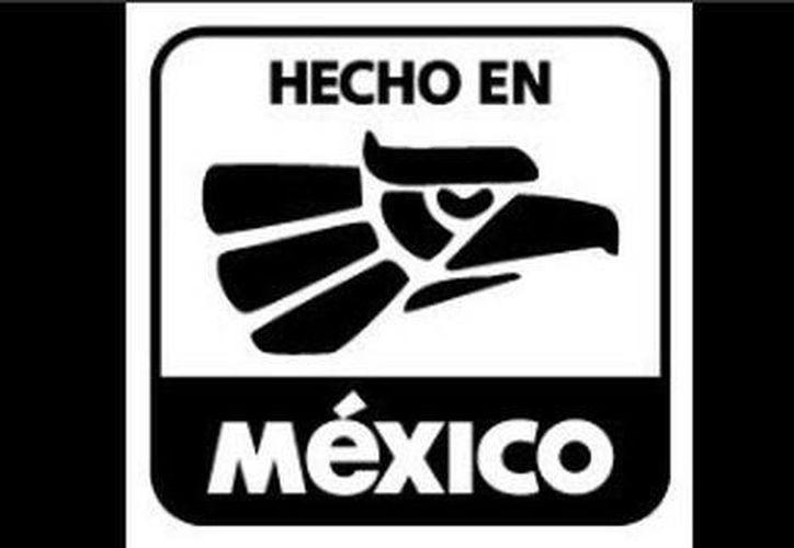 El programa Hecho en México triene por objetivo distinguir los productos fabricados o producidos en el país para fomentar la competitividad de las empresas. (Internet)
