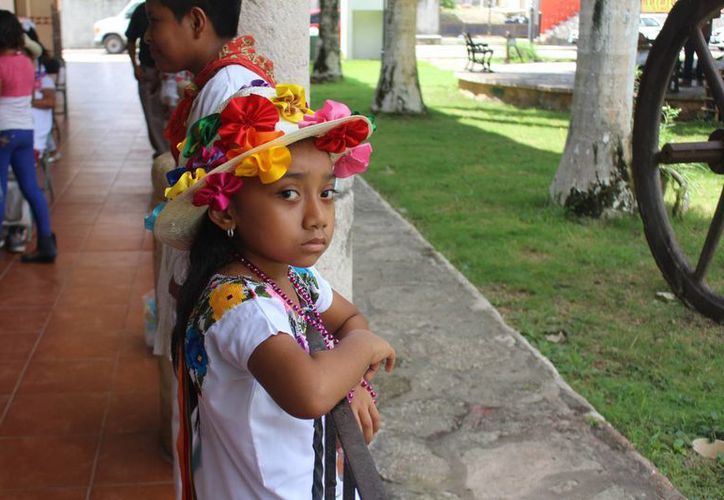 El encuentro está dirigido a público no indígena. (Benjamín Pat/ SIPSE)
