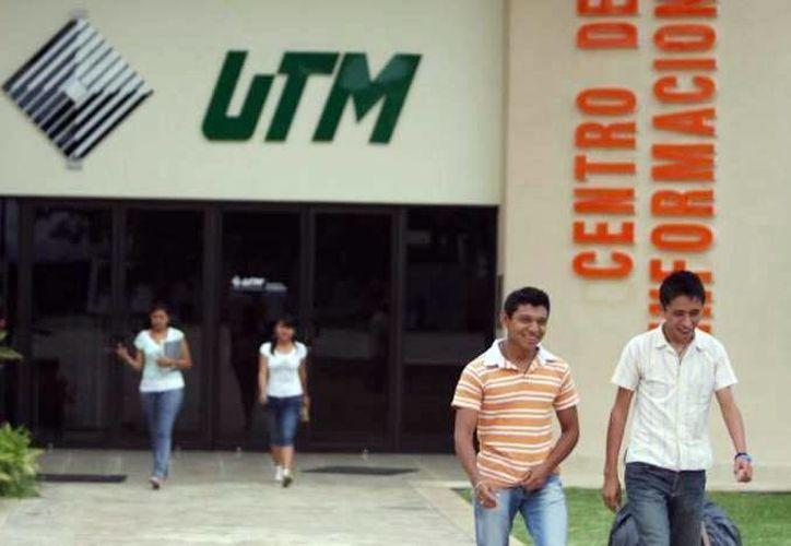 La Universidad Tecnológica Metropolitana (UTM), que cuenta con espacios para poco menos de 4 mil estudiantes, abre este viernes su convocatoria para inscripciones. (SIPSE)