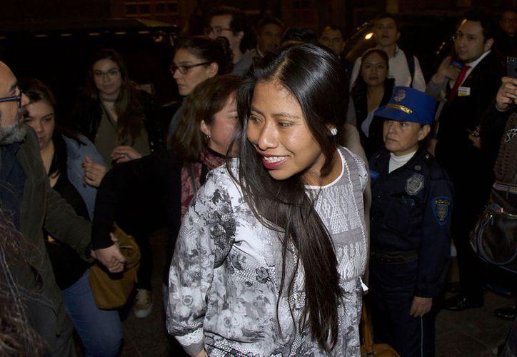 Yalitza Aparicio se encuentra entre las 100 personas más influyentes según la revista Times. (Wikipedia)