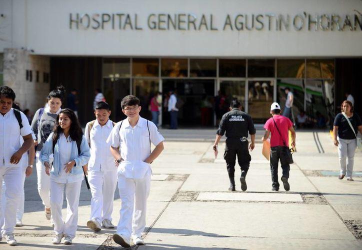 La Clínica de Osteopatía está ubicada en el Hospital O' Horán de Mérida, en donde se brinda tratamiento por medio de la manipulación del sistema muscular y óseo del cuerpo humano. (Milenio Novedades)