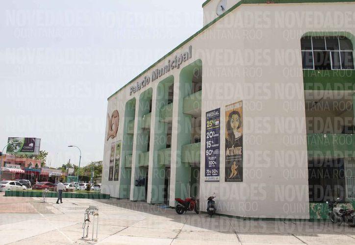 El Ayuntamiento de Othón P. Blanco es uno de los que no han entregado informes. (Joel Zamora/SIPSE)