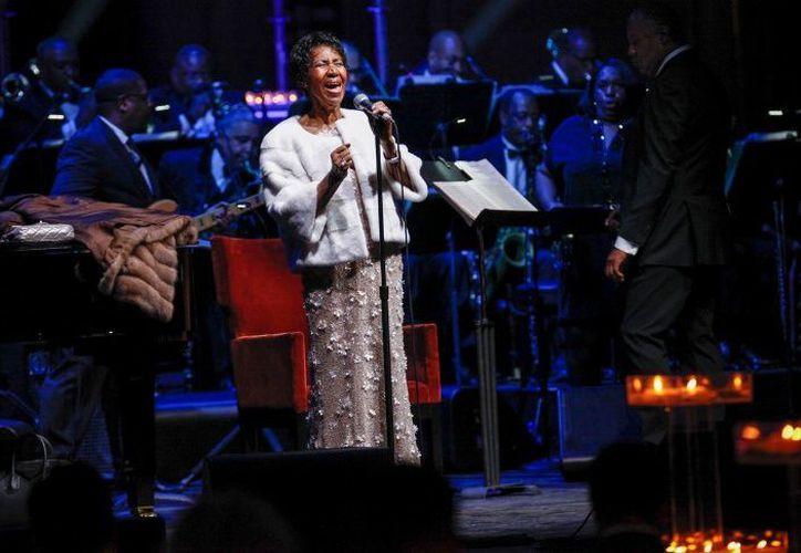 Aretha Franklin se mantiene en el hospital con delicado estado de salud. (Foto: eldebate.com.mx)