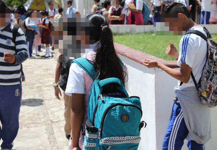 De 2015 a la fecha se investigan 16 casos de estudiantes que han sufrido abuso de parte de profesores, en Quintana Roo. (Joel Zamora/SIPSE)