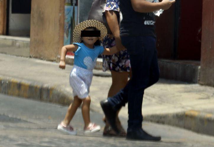 Mantener la salud es fundamental en el desarrollo de los niños. (José Acosta/Novedades Yucatán)