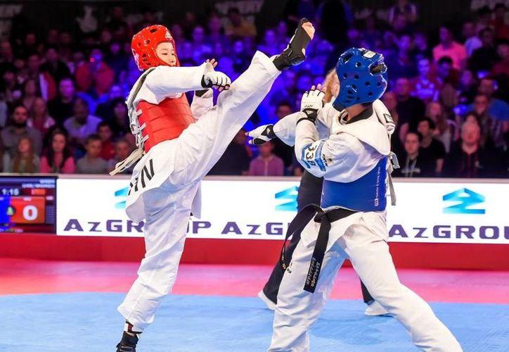 El Taekwondo tendrá diversas competencias regionales, Grand Prix y Mundial, los cuales servirán para que los deportistas sumen puntos para los Juegos Olímpicos de 2020.(Notimex)