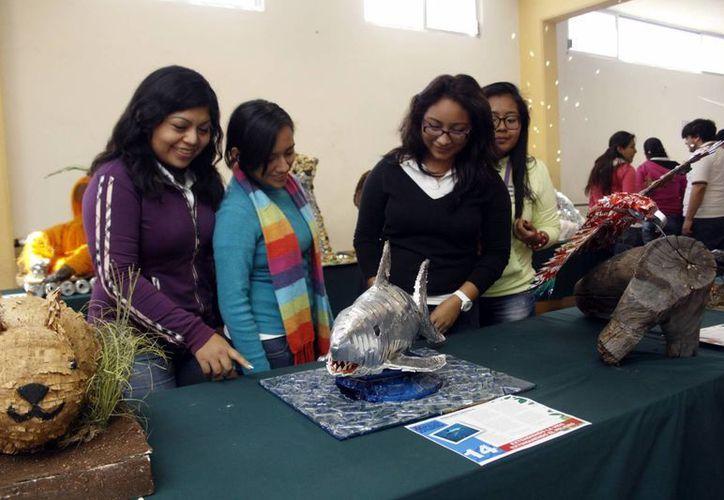 Hasta el año pasado la Prepa Dos admitió a mil 350 estudiantes de nuevo ingreso. (Christian Ayala/SIPSE)
