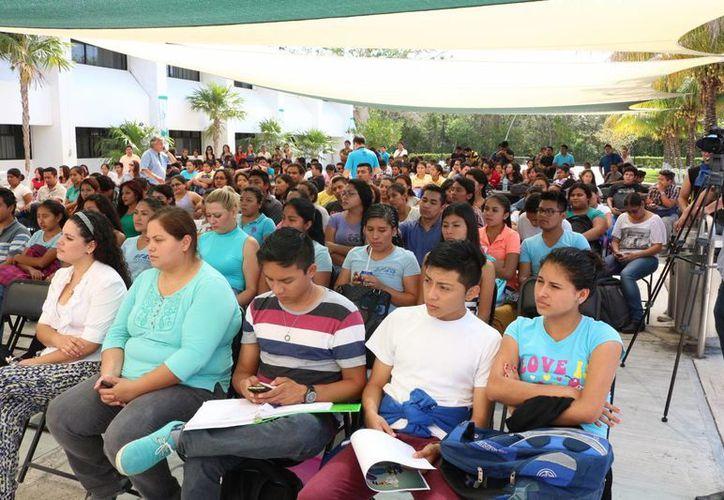 La UT anunció que en junio abrirá talleres de educación continua. (Adrián Barreto/SIPSE)