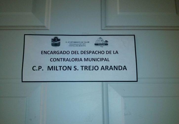 Contraloría Municipal prepara la denuncia penal. (Rossy López/SIPSE)