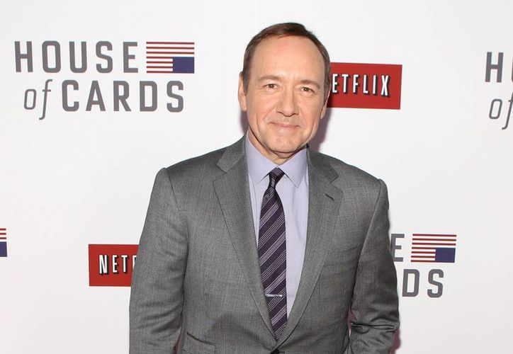 "Kevin Spacey es uno de los productores de ""House of Cards"". (Agencias)"