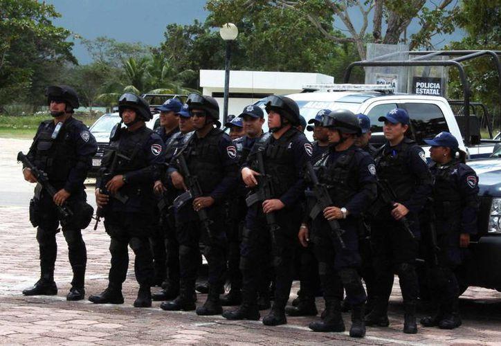 Abren 200 plazas para Policía en Chetumal. (Ángel Castill/SIPSE)