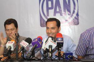 PAN declara ganador a Mauricio Vila en Mérida