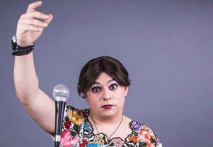 Tila María Sesto mencionó que se presentará en el Teatro de Cancún. (Jocelyn Díaz/SIPSE)
