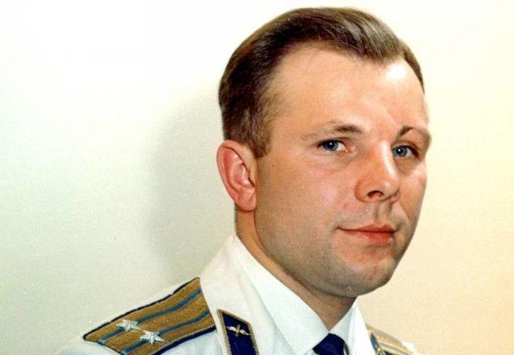 Yuri Gagarin fue el primer hombre que fue al espacio. (farm6.staticflickr.com)