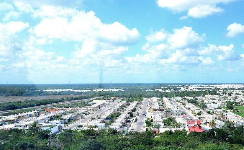 El desarrollo habitacional de la capital yucateca se ha consolidado en los últimos 18 meses, revela estudio. (Novedades Yucatán)