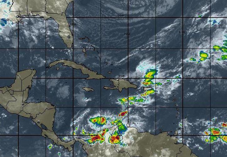 Para hoy se espera cielo nublado, la probabilidad de lluvias es del 20%, en Chetumal. (Intellicast)