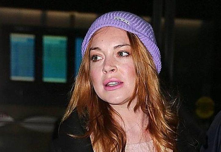 Lindsay Lohan ya fue dada de alta del hospital en donde permanecía a causa de los síntomas de la fiebre chikungunya. (Archivo/huffingtonpost.com)