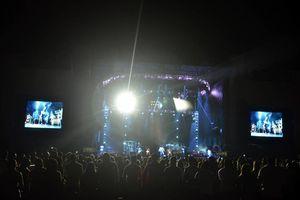 """Vive Cancún """"la vida loca"""" en concierto de Ricky Martin"""