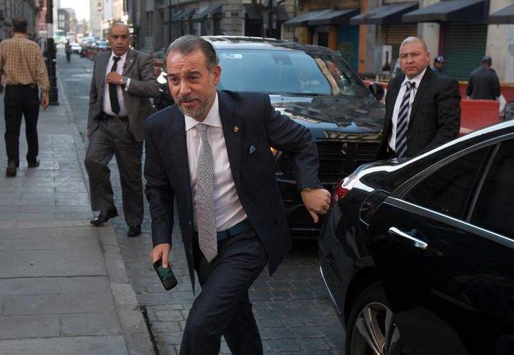 El procurador general de la República, Raúl Cervantes no será nombrado automáticamente como fiscal, según la iniciativa de Presidencia. (Cristina Rodríguez/La Jornada)