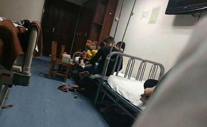 El incidente se produjo el 27 de marzo en la ciudad de Jiaozuo. (FOTO: WWW.SIXTHTONE.COM)