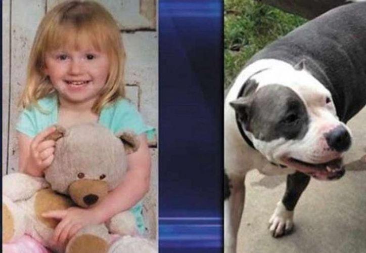 La policía dijo que la niña no tenía lesiones, pero parecía deshidratada. (vanguardia.com)