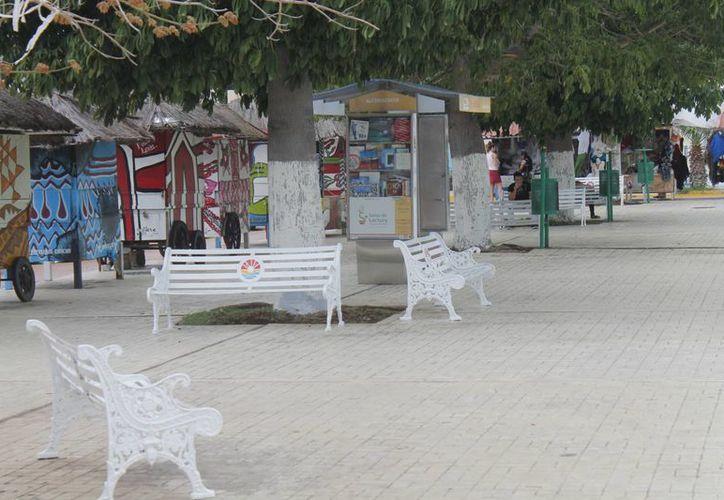 Los artesanos que participan son del municipio de Benito Juárez.(Israel Leal/SIPSE)