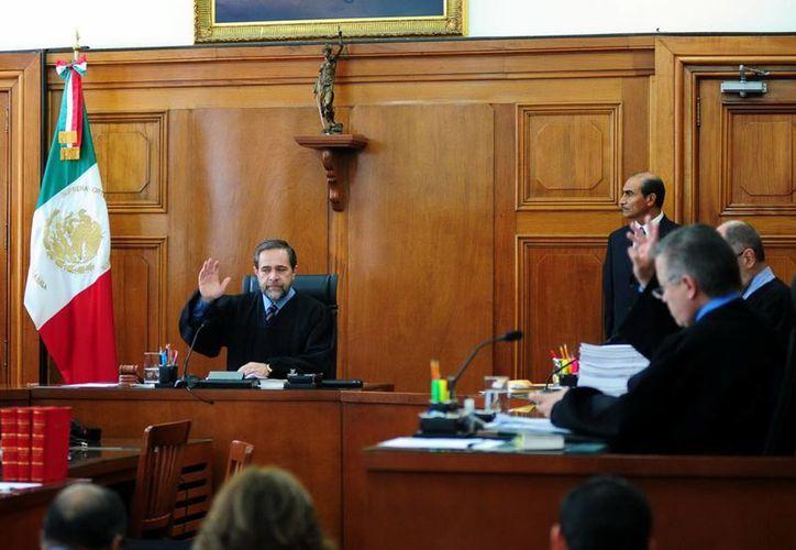 La Suprema Corte de Justicia ordenó la liberación de un indígena condenado a 35 años de prisión. (Archivo/NTX)