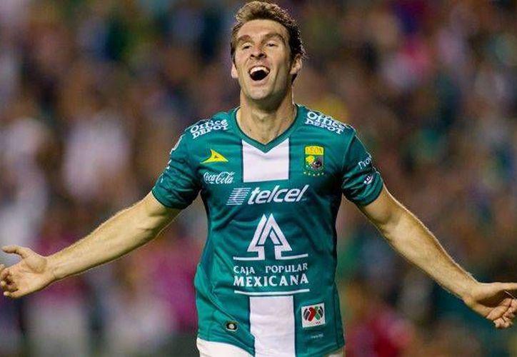 Mauro Boselli, de Esmeraldas de León, es llamado el goleador silencioso. (periodicocorreo.com.mx)