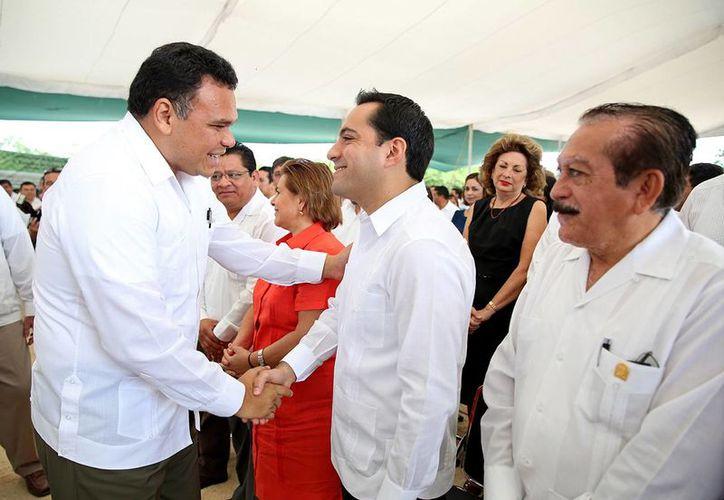 El gobernador de Yucatán, Rolando Zapata, inaugurará este martes un Comedor del Bienestar en la colonia Nueva Reforma Agraria. (SIPSE)
