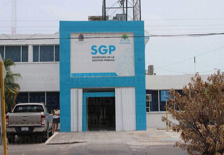 La Secretaría de la Gestión Pública estableció una unidad especial para atender los requerimientos de reintegros en el estado. (David de la Fuente/SIPSE)