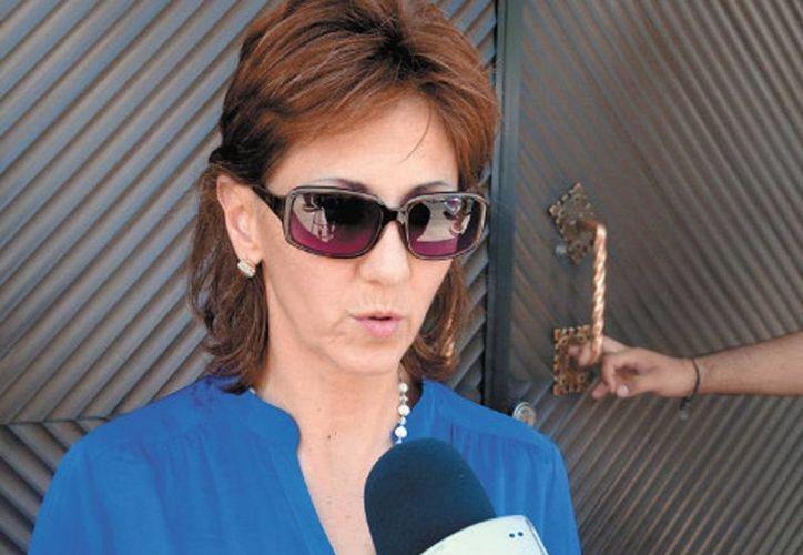 Celina agradeció el apoyo de las autoridades y deslinda a la agencia de viajes aceptando que fue un accidente. (Milenio)
