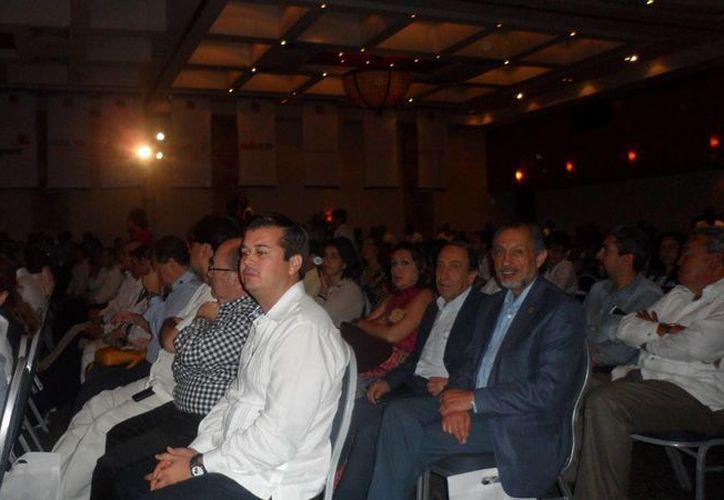 Continúan las actividades del Foro Nacional de Turismo 2015. (Claudia Olavarría/SIPSE)