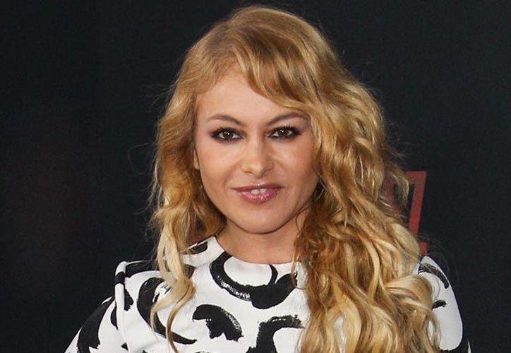 Paulina Rubio compartió con sus seguidores una foto sin una gota de maquillaje. (Contexto/Internet)