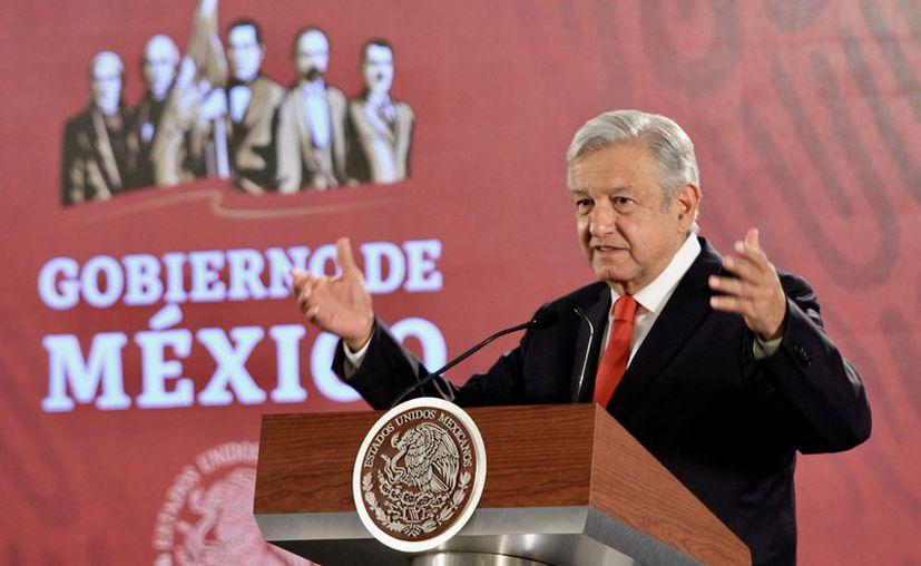 El encuentro está programado que se lleve a cabo de las 11:00 a las 14:00 horas. (Foto: Notimex/Javier Lira)