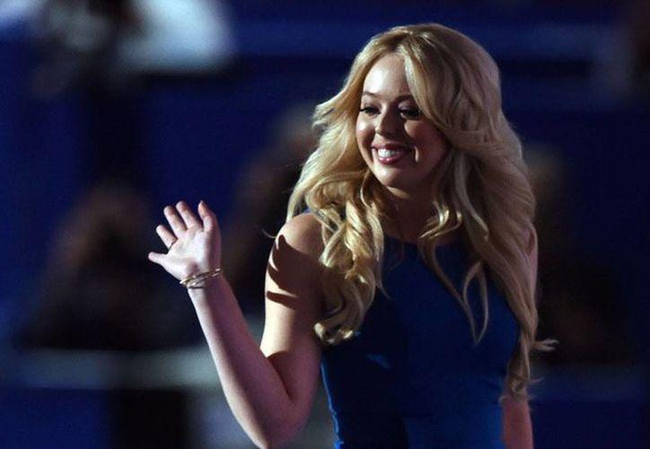 Tiffany Trump confesó a Oprah Winfrey que quisera que la conozcan no por ser la hija de un multimillonario. (theweek.co.uk)