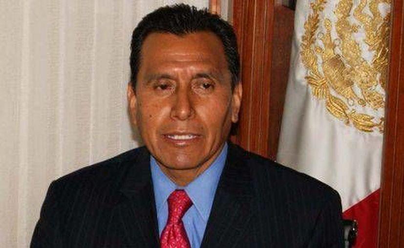 Facundo Rosas estuvo al frente de la SSP de Puebla durante dos años y tres meses. (Archivo Milenio)
